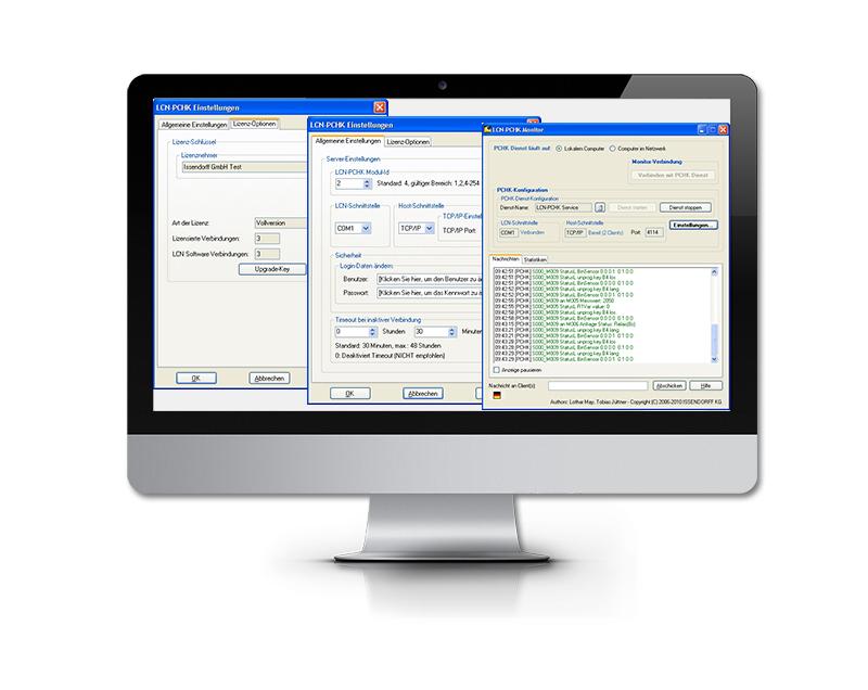 Software LCN PCHK