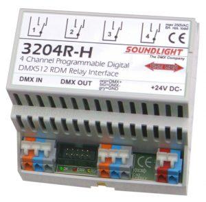 dmx relais 3204r-h