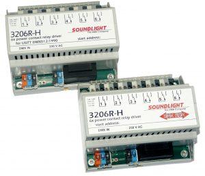 dmx relais 3206r-h