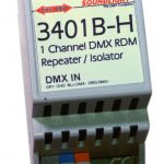 dmx booster / splitter