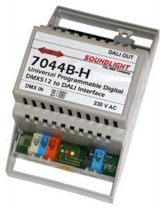 dmx dali converter 7044b-h