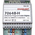 dmx dali converter soundlight