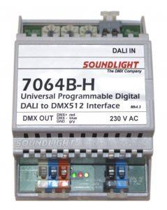 dali to dmx converter 7064b-h