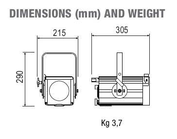 PC_LED100c_dimensions