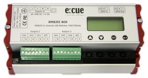 e:cue Interfaces: DMX2CC Dimmer