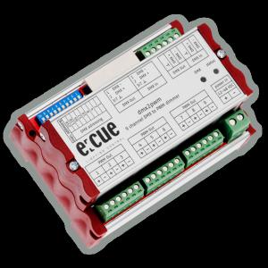 e:cue Interfaces: DMX2PWM 9ch Dimmer