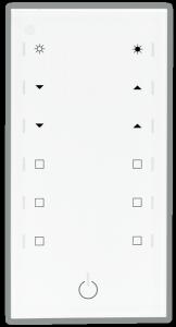 e:cue User Terminals: Glas Touch T12