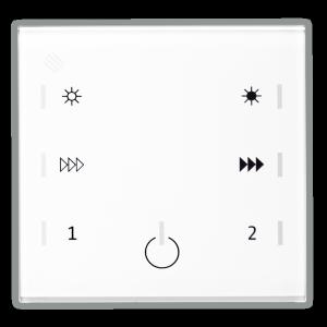 e:cue User Terminals: Glas Touch T6