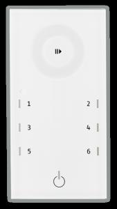 e:cue User Terminals: Glas Touch T6R