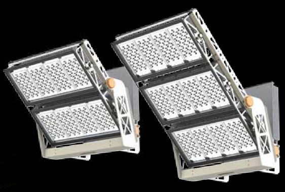 EasyLED Bubo LED-Flutlicht Panels