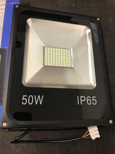 Fluter LED 50W Außenbeleuchtung