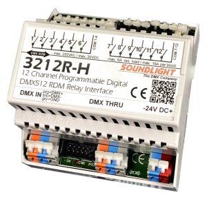 DMX Relais 3212R-H